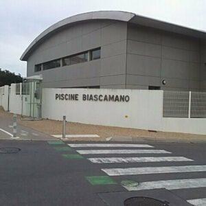 Piscine Biascamano extérieur